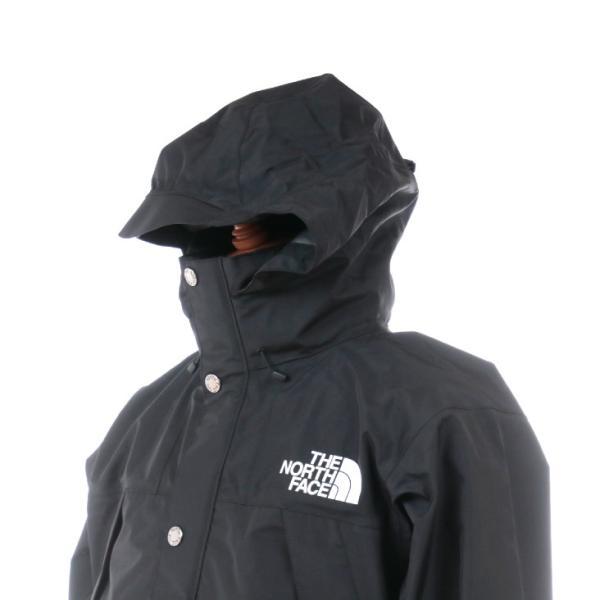 THE NORTH FACE(ザ・ノースフェイス) メンズ マウンテンレインテックスジャケット Mountain Raintex Jacket NP11914 2019秋冬/新作 日本正規代理店商品|bas-clothing|03