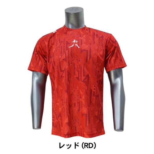 大谷コレクション デサント 野球 限定 半袖 ベースボールシャツ Tシャツ メンズ  DBMOJA51SH descente 大谷翔平 大きいサイズ|baseballparkstandin|02