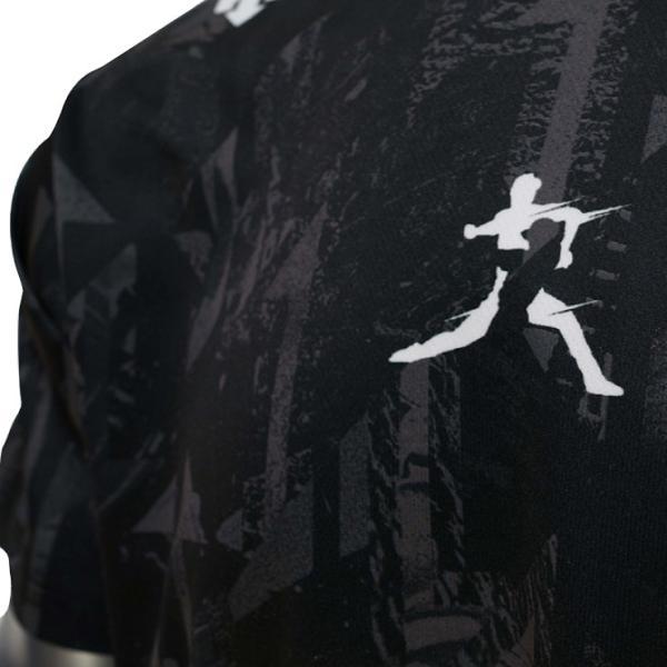 大谷コレクション デサント 野球 限定 半袖 ベースボールシャツ Tシャツ メンズ  DBMOJA51SH descente 大谷翔平 大きいサイズ|baseballparkstandin|11