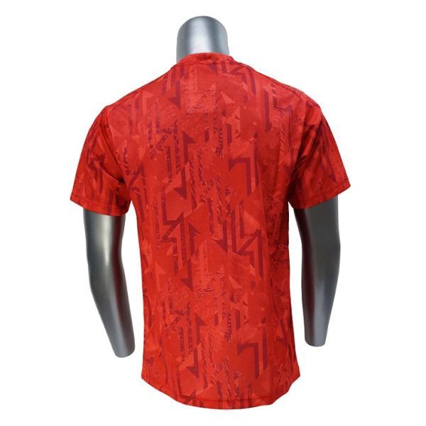 大谷コレクション デサント 野球 限定 半袖 ベースボールシャツ Tシャツ メンズ  DBMOJA51SH descente 大谷翔平 大きいサイズ|baseballparkstandin|03