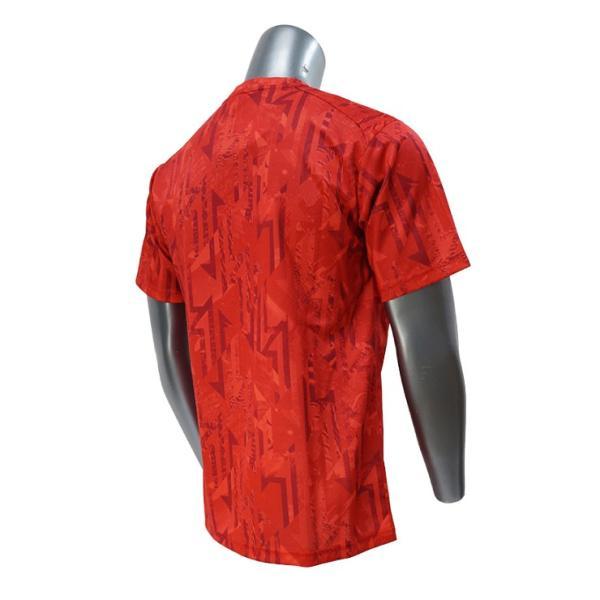 大谷コレクション デサント 野球 限定 半袖 ベースボールシャツ Tシャツ メンズ  DBMOJA51SH descente 大谷翔平 大きいサイズ|baseballparkstandin|05