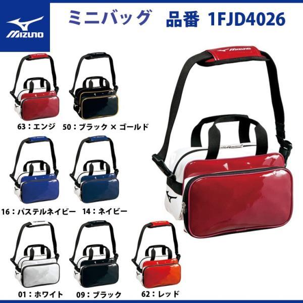 ミズノ 野球 ミニバッグ 1FJD4026  鞄 かばん バック 指導者 保護者 mizuno baseballparkstandin