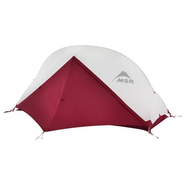 MSRハバNX/登山キャンプ3シーズン山岳テント一人用ダブルウォール長辺ドア前室自立式吊り下げ