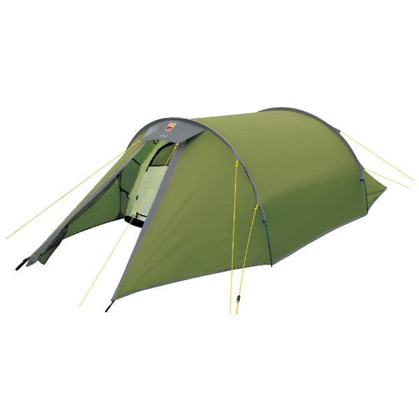 ワイルドカントリー フーリーコンパクト 3 (44HC3V3) / キャンプ かまぼこ型 トンネルテント ダブルウォール 前室あり 軽量 3人用