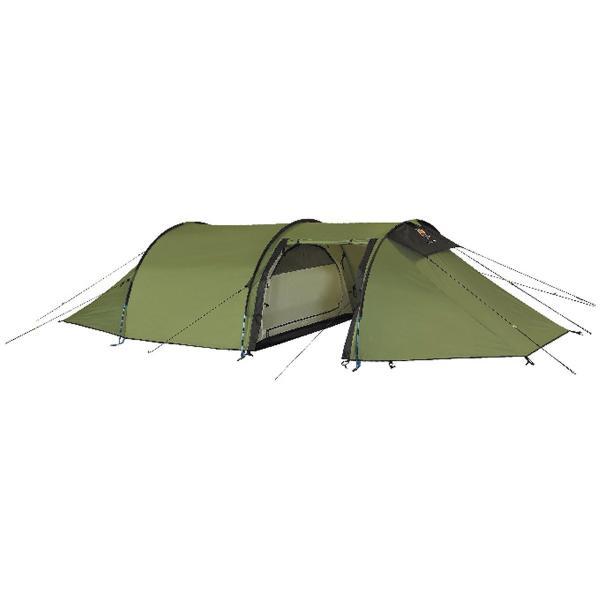 ワイルドカントリー フーリーコンパクト 3 ETC (44HC3E0) / キャンプ かまぼこ型 トンネルテント ダブルウォール 前室あり 軽量 3人用