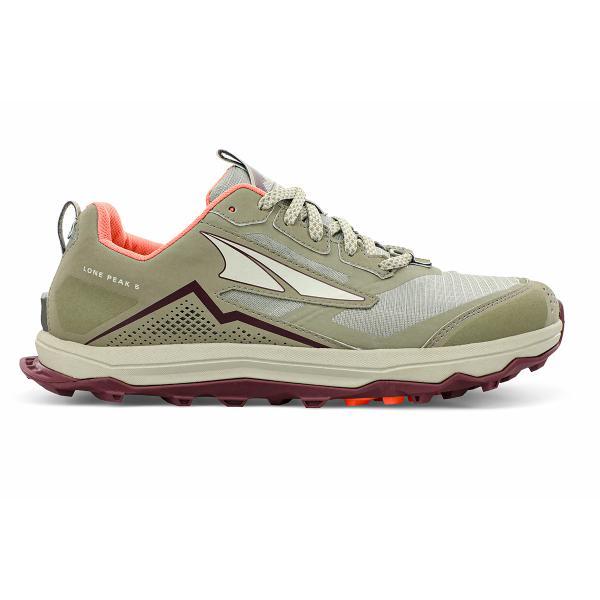 アルトラ ローンピーク5.0 レディース (AL0A4VR7) / 靴 トレイルランニングシューズ フットウェア フルモデルチェンジ