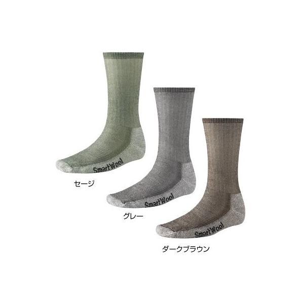 スマートウール ハイキングミディアムクルー/アウトドアウェア小物 靴下|basecamp-jp|02