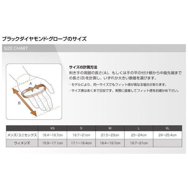 ブラックダイヤモンド グリセード/アウトドアウェア小物 手袋|basecamp-jp|02