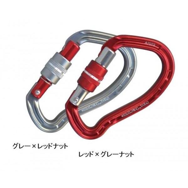 ロックテリクス テトンスクリュー/ロープクライミングカラビナ|basecamp-jp|02