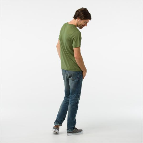 スマートウール メンズ メリノ150モバイルマンモスティー/アウトドアウェア Tシャツ トップス basecamp-jp 04