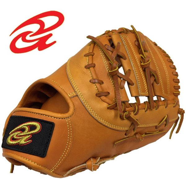 あすつく 限定 ドナイヤ 野球 硬式 ファーストミット 一塁手 Fミット 革ソフト使用可 Donaiya DJF don18fw|baseman|04