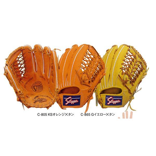 送料無料 久保田スラッガー 軟式 グラブ 外野手用 左投用 KSN-ML-1 baseman