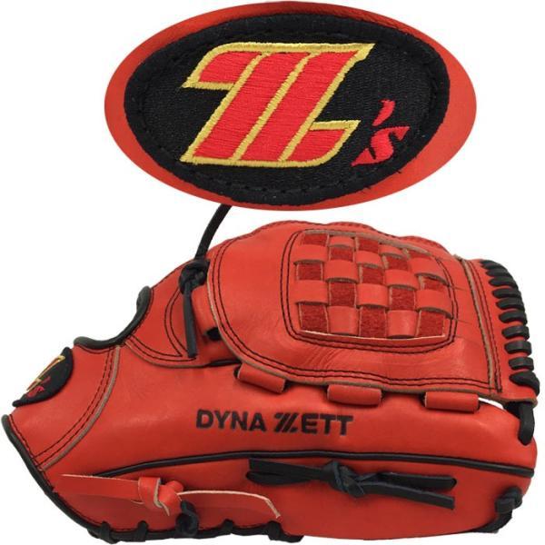 あすつく Bm40周年記念 超限定 復刻 ゼット DYNA ZETT 野球 軟式用 グラブ オーバルラベル ZPG-C zet18ss bm40th|baseman|06