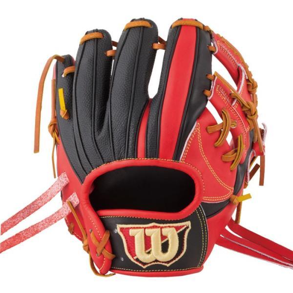 あすつく 限定 Wilson ウイルソン トレーニンググラブ デュアル 硬式 DUAL TRY HARD WTAHTQD6H wil17fw|baseman|05