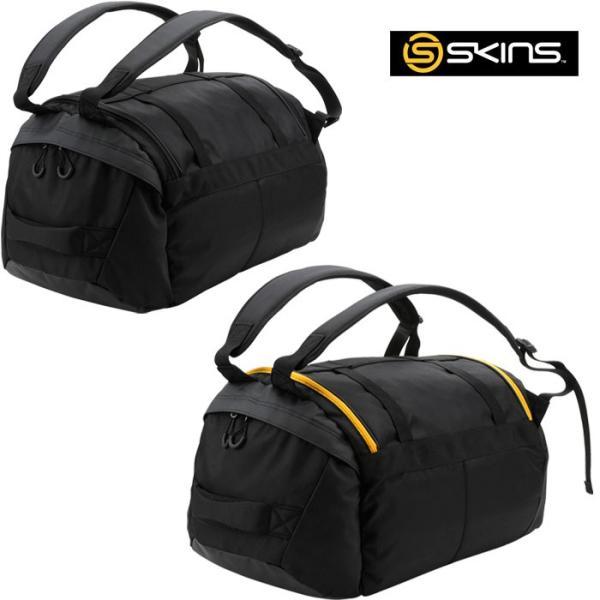 展示会限定 SKINS スキンズ 2WAY バッグ 中 45L デサント SRY7702 skin17fw|baseman|02