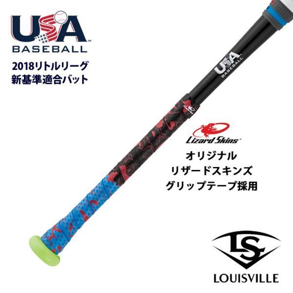 あすつく ルイスビルスラッガー リトルリーグ 2018新基準適合 バット SELECT718 WTLUBS718 ll18|baseman|03