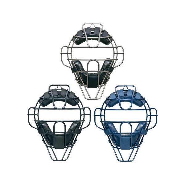 ミズノ ミズノプロ 硬式野球 ソフトボール用 審判用 マスク|baseman