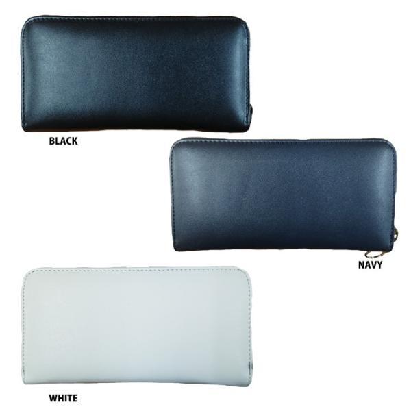 あすつく イーカム MARVEL 長財布 マーベル 合成皮革 ロゴ型押し MV-WLT03 baseman 02