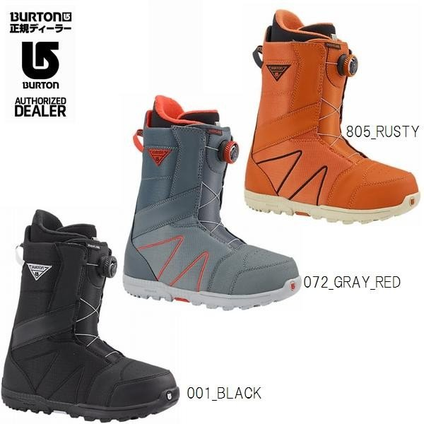 BURTON バートン MENS メンズ BOOT ブーツ 13176101 HIGHLINE