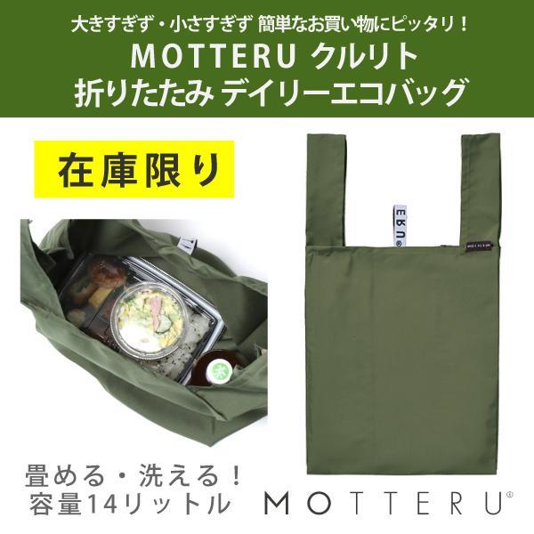 予約商品 7月中旬入荷 送料無料 デイリーバッグ MOTTERU モッテル エコバッグ レジ袋有料化 シンプル TR-1037 ポイント消化|basic-cover