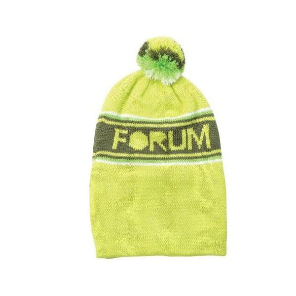 FORUM STRIPES BEANIE GREEN フォーラム ビーニー スノーボード アクセサリー