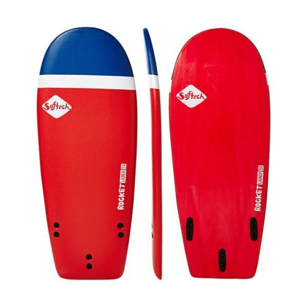 SOFTECH SURFBOARDS ROCKET LAUNCH 50