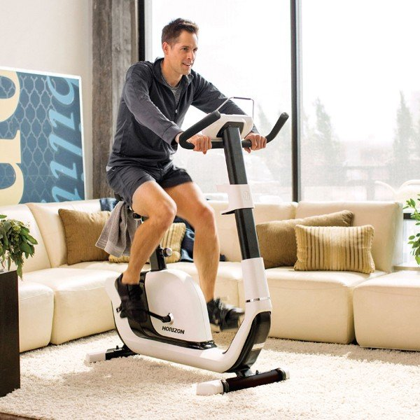 コンフォートスリー フィットネスバイク 送料・組立費込み価格 ホライズンフィットネス COMFORT 3 代引不可 有酸素運動 リハビリ フィットネス basket-exceed 05