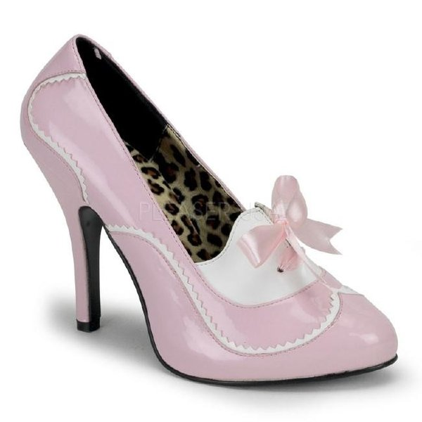 TEMPT-02 4.5インチ(約11cm) ハイヒール パンプス /Pleaserプリーザー バーレスクBORDELLO パーティー 靴 小さい大きいサイズ