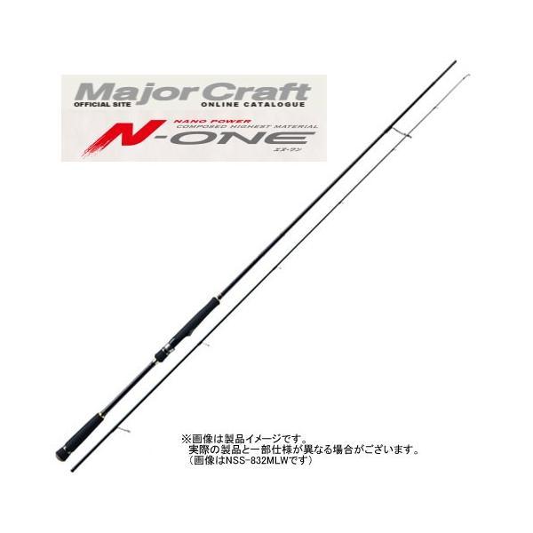 ●メジャークラフト N-ONE エヌワン ワインド NSS-862MW