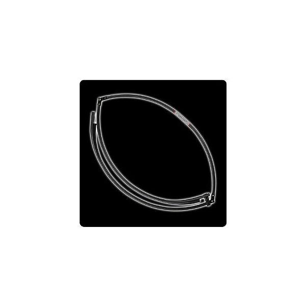 ●プロックス PROX カーボンフレーム ラウンド(3つ折) 規格50 PX89650