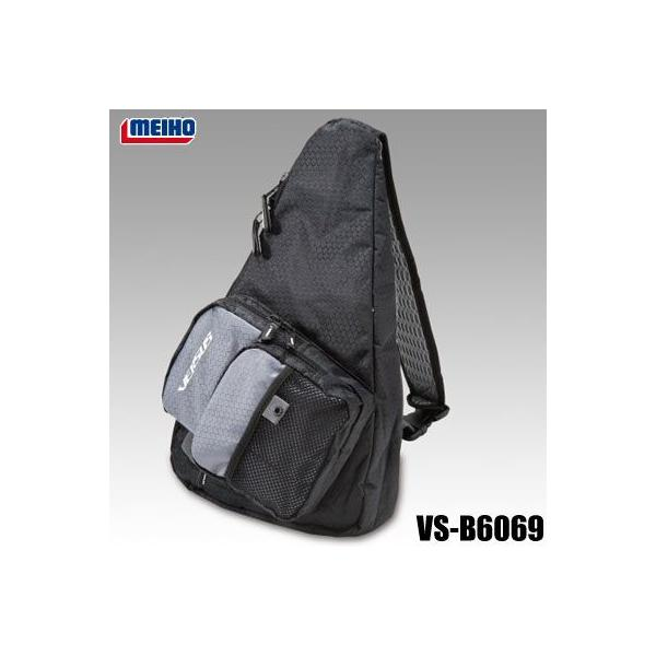 ●明邦 バーサス VERSUS タックルバッグ VS-B6069 【まとめ送料割】