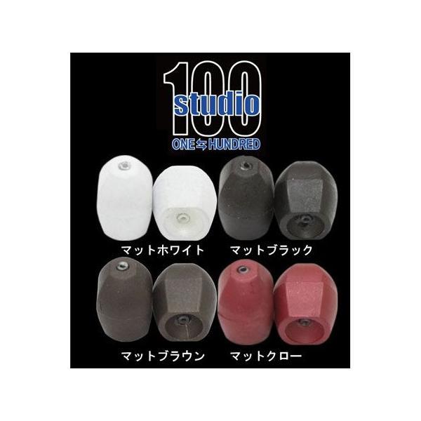●エンジン スタジオ100 タングステンシンカー バレット カラー仕様 1-1/2oz 【メール便配送可】 【まとめ送料割】