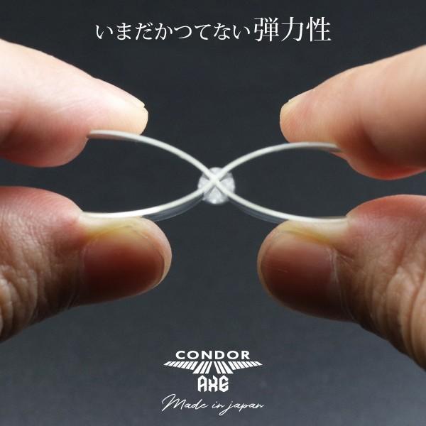 ダーツ フライト ONDOR AXE  -コンドル アックス- クリアー bat-store 03