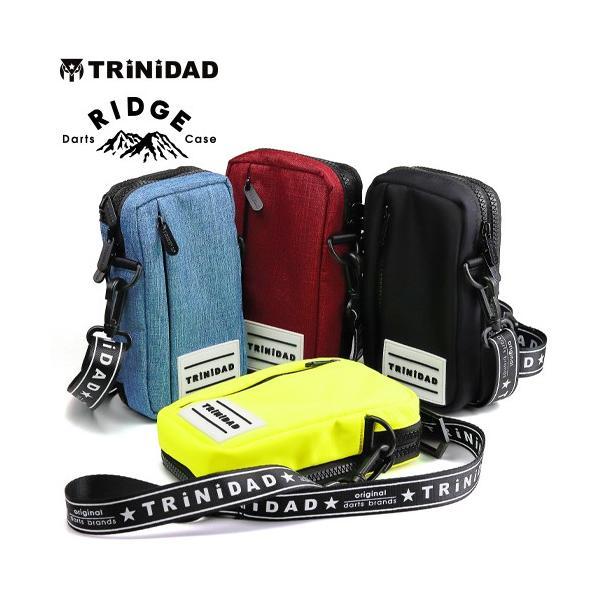 ダーツ ケース TRiNiDAD Darts Case【RIDGE -リッジ-】|bat-store