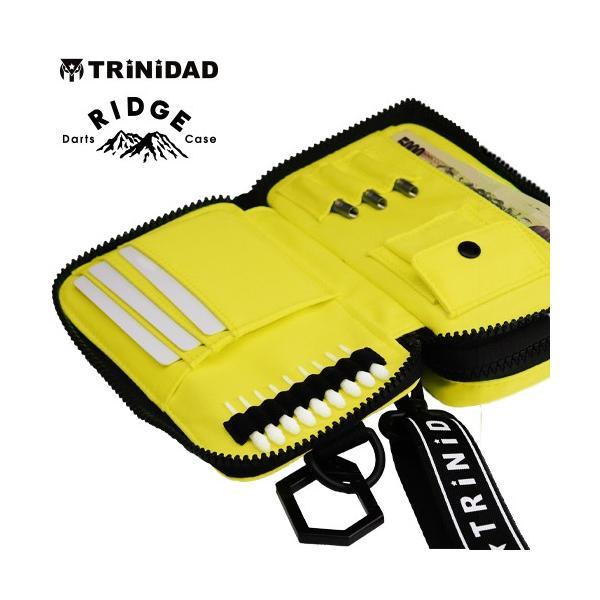 ダーツ ケース TRiNiDAD Darts Case【RIDGE -リッジ-】|bat-store|02
