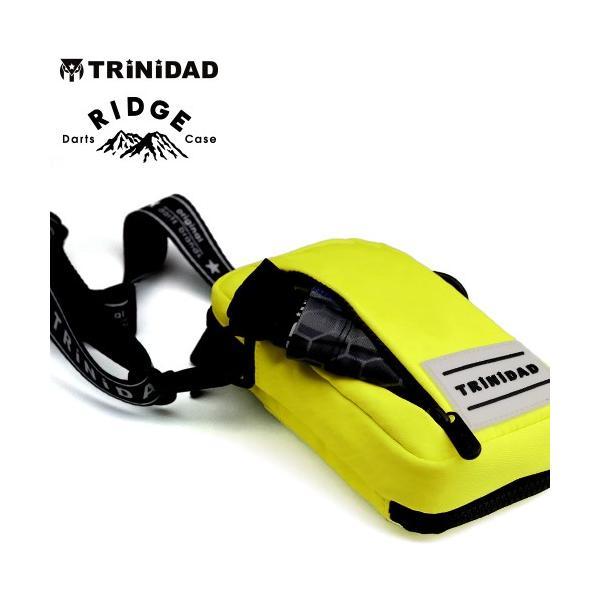 ダーツ ケース TRiNiDAD Darts Case【RIDGE -リッジ-】|bat-store|03