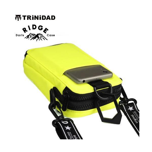 ダーツ ケース TRiNiDAD Darts Case【RIDGE -リッジ-】|bat-store|04