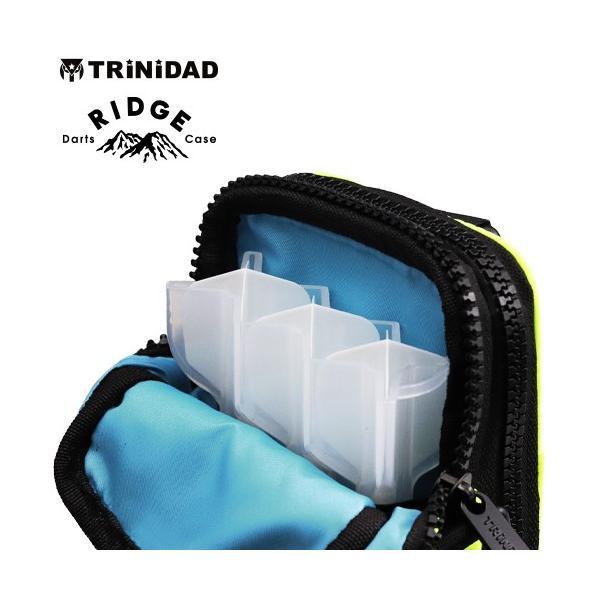 ダーツ ケース TRiNiDAD Darts Case【RIDGE -リッジ-】|bat-store|05