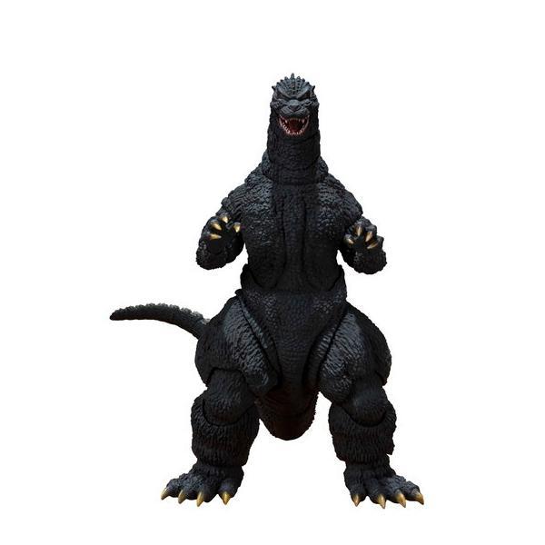 バンダイS.H.MonsterArts(モンスターアーツ)ゴジラ(1989)「ゴジラ」 2021年8月