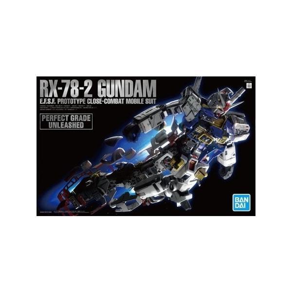 BANDAI SPIRITS 1/60 PG UNLEASHED RX-78-2 ガンダム 「機動戦士ガンダム」【2021年10月予約】
