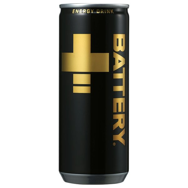 BATTERY バッテリー エナジードリンク 250ml 6本セット|battery-drink|02