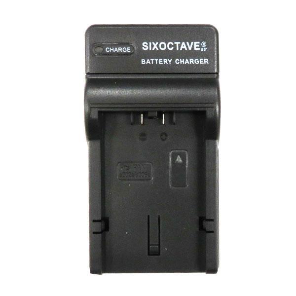 Panasonic DMW-BMA7 互換可能USB充電器チャージャ:DMW-BMA7, CGA-S006:LUMIX DMC-FZ50,LUMIX DMC-FZ30/LUMIX DMC-FZ7
