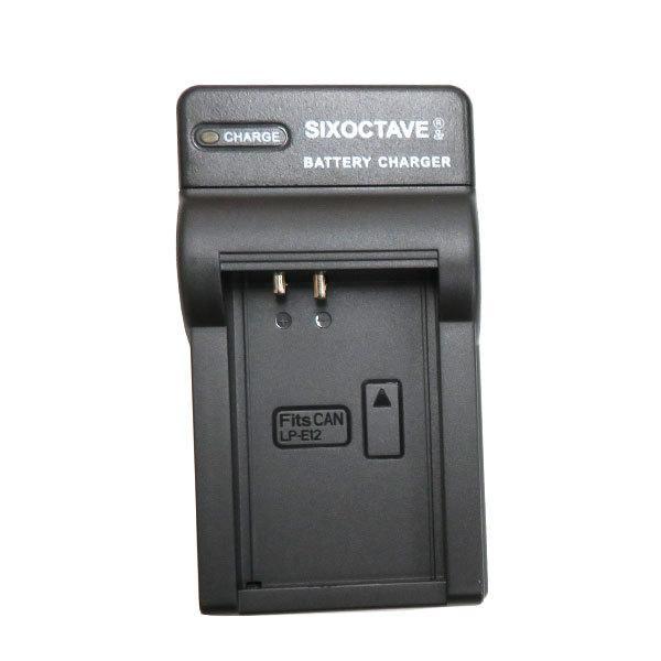 Canon LP-E12 急速互換充電器USBカメラ バッテリー チャージャー LC-E12 純正バッテリーにも充電可能 EOS Kiss X7 / EOS M/ EOS M2 カメラ対応