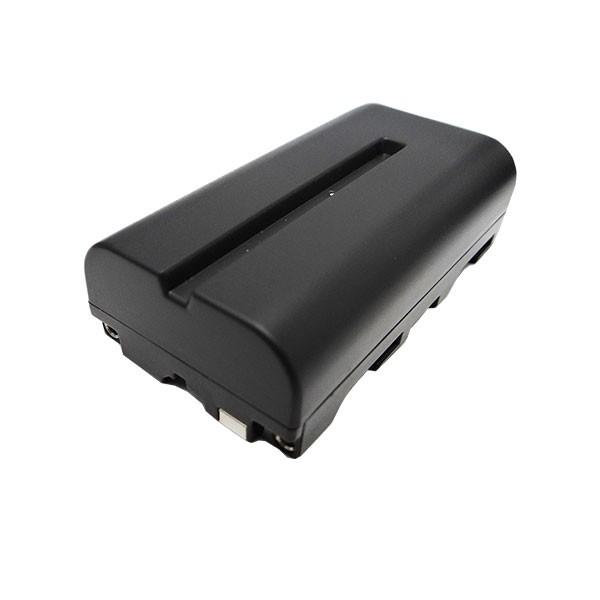 SONY ソニーNP-F550 対応完全互換バッテリーパック充電池2個とカメラバッテリーチャージャーUSB充電器BC-VM10/LBC-1D5 の3点セットCCD-TR1、CCD-TR1E