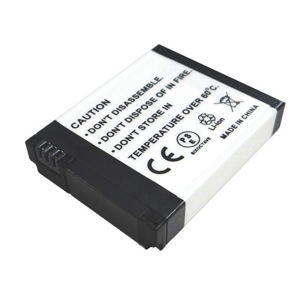 純正の充電器で充電可能 2個セットGoProHD Hero2用 互換バッテリー AHDBT-001/AHDBT-002