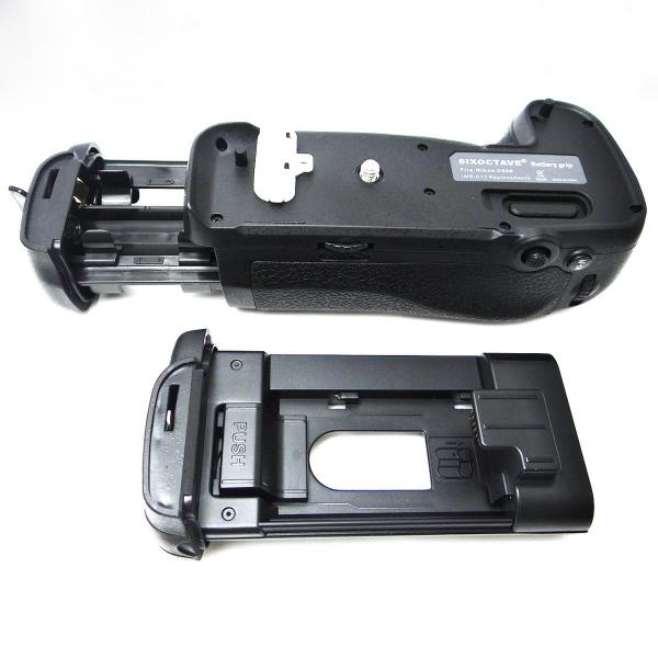 """バッテリーパック""""EN-EL15""""対応、単3電池対応 Nikon ニコン デジタル一眼レフカメラ D500 用バッテリーグリップ MB-D17互換タイプ【互換品】"""