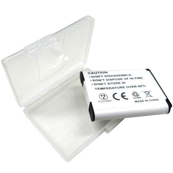 EN-EL19 NP-BJ1 互換バッテリーとUSB充電器のセット ニコンDSC-RX0 / Coolpix S32 S33 S100 S2500 S2550 S2600