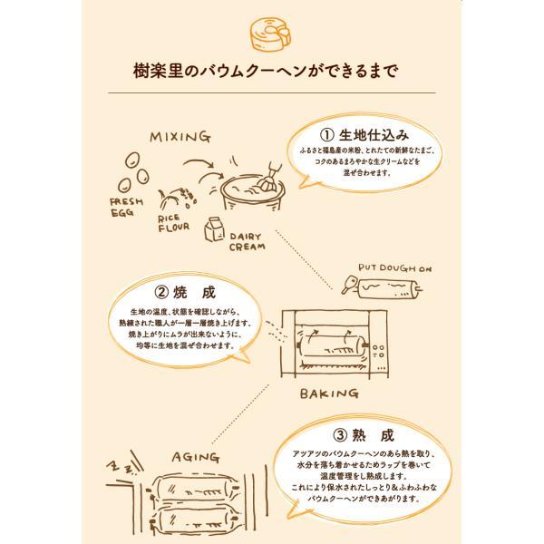 米粉100% バウムクーヘン ライスバウム プレーン S グルテンフリー バームクーヘン スイーツ お歳暮 ギフト 内祝い お返し お取り寄せ 小麦アレルギー|baum-kirari|08