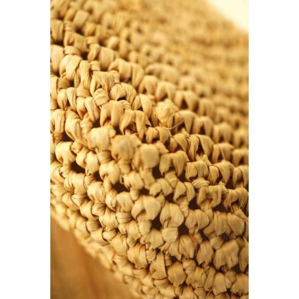 無印良品 MUJI 麦わら帽子 レディース サイズ57.5cm - 中古 ブランド古着バズストア 090118|bazzstore|05