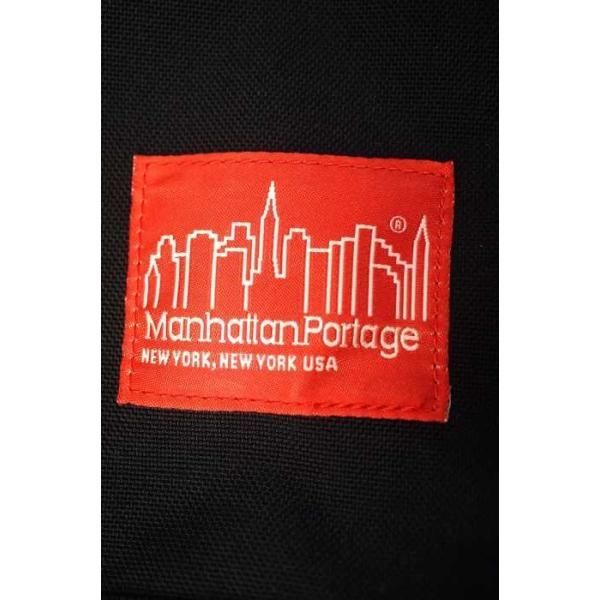 b4ce51a63323 ... マンハッタンポーテージ Manhattan Portage バックパック メンズ サイズ表記無 リュック 中古 ブランド古着バズストア  170518 ...